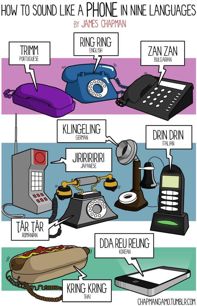 Linguistic Telephone